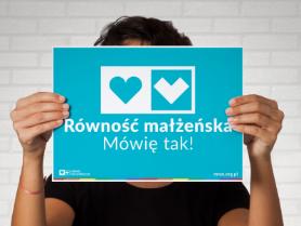 Równość małżeńska małżeństwa jednopłciowe w Polsce